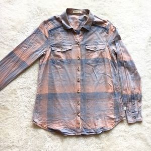 Toad&Co Button Down